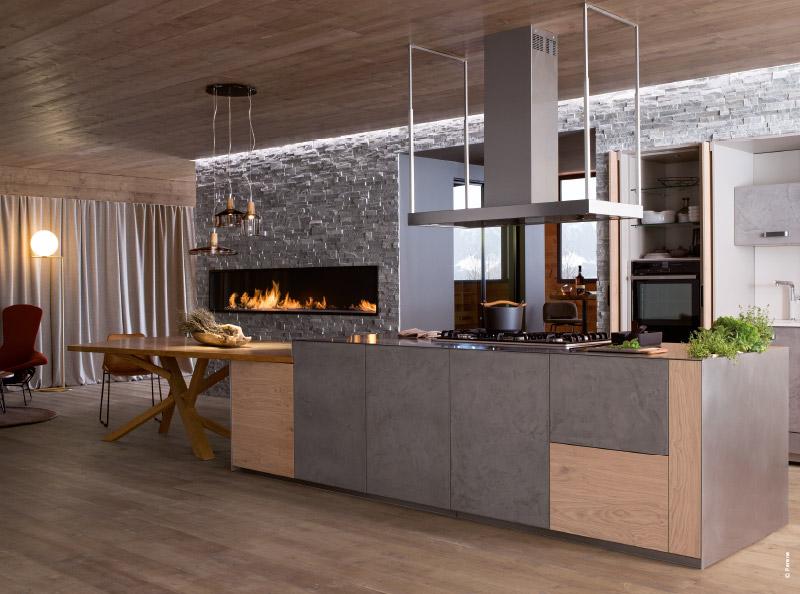 la s lection traits d 39 co magazine cuisine de r ve. Black Bedroom Furniture Sets. Home Design Ideas