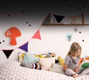 Chambre enfant : déco et traits de personnalité