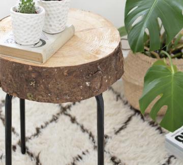 DIY Tabouret en bois