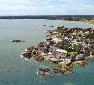 Morbihan : un hôtel à la pointe