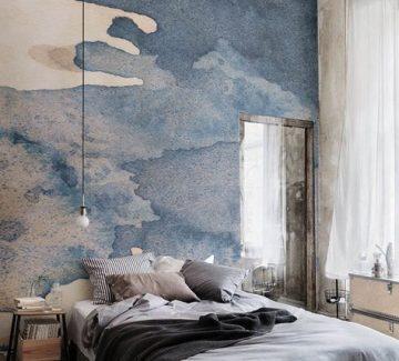 De la peinture sur nos murs