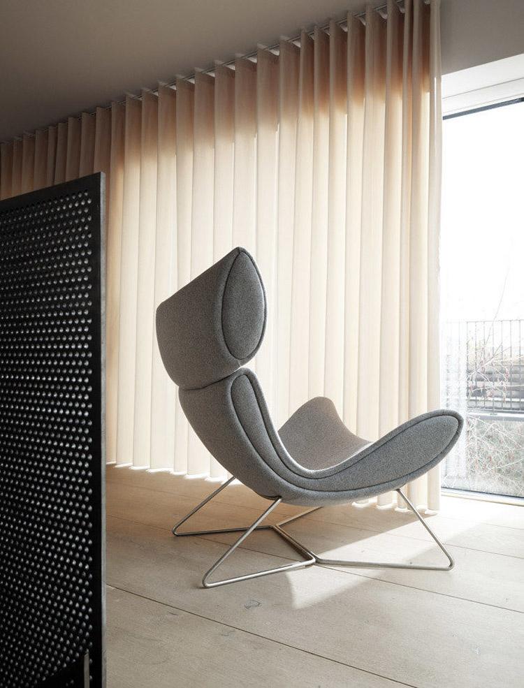 le fauteuil imola de boconcept traits d 39 co magazine. Black Bedroom Furniture Sets. Home Design Ideas