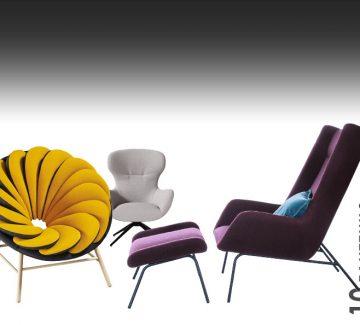 Notre sélection : 10 fauteuils design à adopter