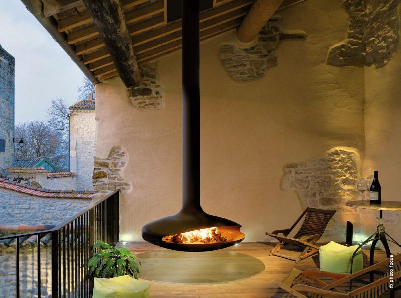 cheminee suspendue suisse. Black Bedroom Furniture Sets. Home Design Ideas