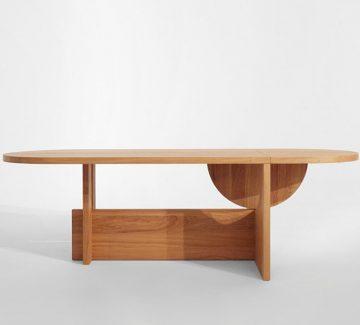 La table Lot de Wolfgang Hartauer