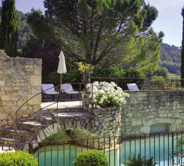 La Provence comme on en rêve : la Bastide de Marie