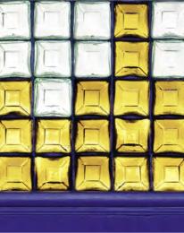Un rêve d'architecte. La brique de verre Falconnier.