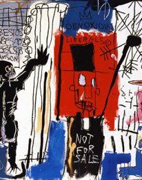 L'exposition Basquiat à la Fondation Vuitton