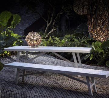 Outdoor : mobilier de jardin, l'âme nature