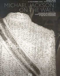 On the wall : exposition Michael Jackson