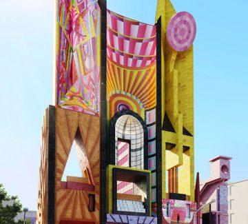 Adam Nathaniel Furman: l'artiste et designer haut en couleurs!