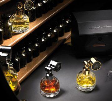 La haute couture du parfum français