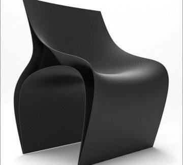 Le fauteuil Peeler de Daniel Wifrig & Nagami Design