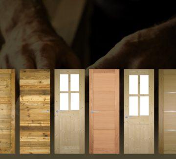 Quand le bois frappe à la porte…