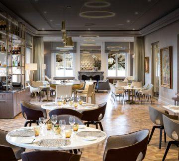 Le restaurant le Living Room : Poésie culinaire