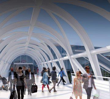Chambéry : la gare passe en multimode