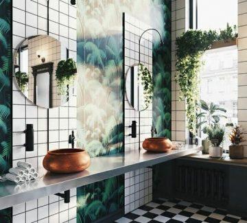 La salle de bains : Entre rêve et réalité