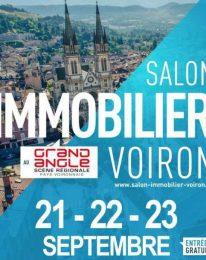 AGDA VOIRON participe au SALON DE L'IMMOBILIER VOIRON