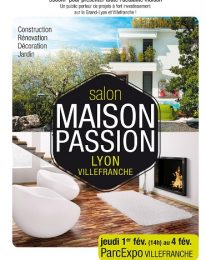 Salon Maison Passion Villefranche