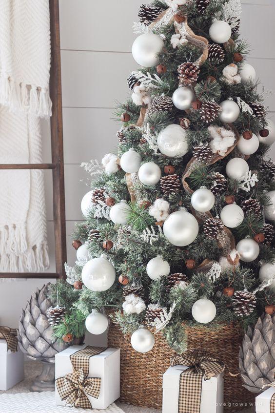 Comment décorer son sapin de Noël - Blog TRAITS D'CO on