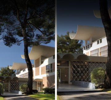 Architecture de la Fondation Maeght : minéral et végétal au diapason
