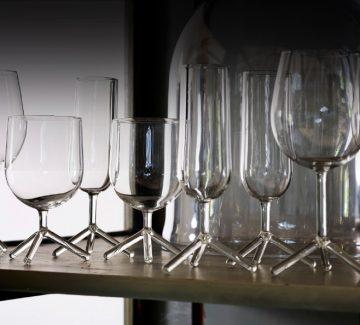 Entre verre et vin : une histoire d'alchimie