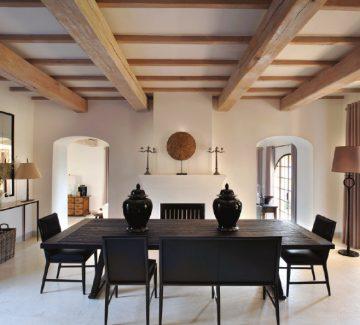 Renaissance à l'italienne : villa Spinaltermine